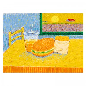 Vincent's Supper